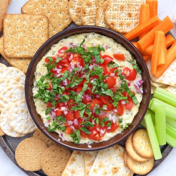 Make This: Hot Italian Cheddar Dip