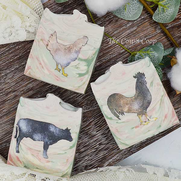 The Cow's Coop Soap